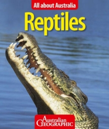 All About Australia: Reptiles, Paperback Book