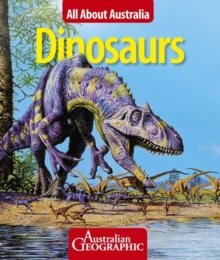 All About Australia: Dinosaurs, Paperback Book