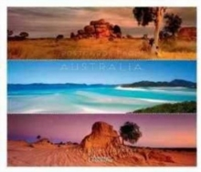 Postcards from Australia : A Pictorial Journey, Hardback Book