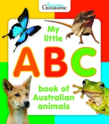 My Little ABC Book of Australian Animals, Board book Book
