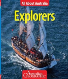 All About Australia: Explorers, Paperback Book
