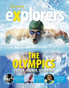 Explorers: The Olympics, Paperback Book