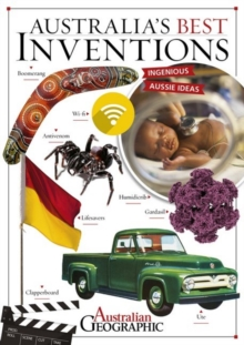 Australia's Best Inventions, Paperback Book
