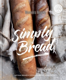 Simply Bread, Hardback Book