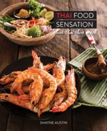 Thai Food Sensation, Hardback Book