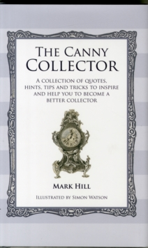 The Canny Collector, Hardback Book