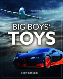 Big Boys' Toys, Paperback Book