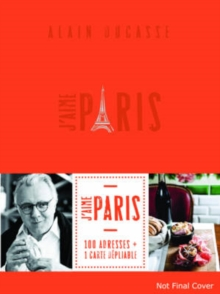 J'aime Paris City Guide, Paperback Book