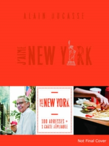 J'aime New York City Guide, Paperback Book