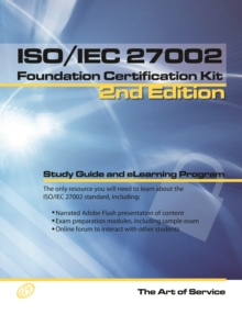 ISO/IEC 27002 Foundation Complete Certification Kit - Study Guide Book and Online Course - Second edition, PDF eBook