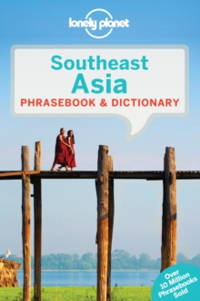 Lonely Planet Southeast Asia Phrasebook & Dictionary, Paperback Book