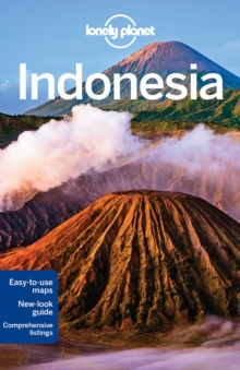 Lonely Planet Indonesia, Paperback Book