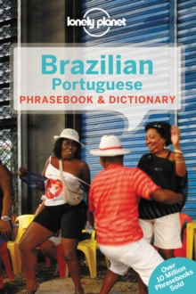 Lonely Planet Brazilian Portuguese Phrasebook & Dictionary, Paperback / softback Book
