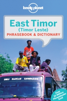 Lonely Planet East Timor Phrasebook & Dictionary, Paperback / softback Book