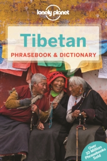Lonely Planet Tibetan Phrasebook & Dictionary, Paperback Book