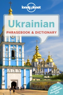 Lonely Planet Ukrainian Phrasebook & Dictionary, Paperback / softback Book
