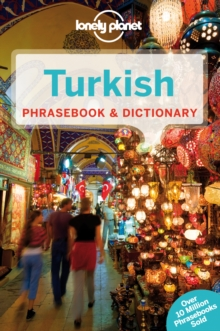 Lonely Planet Turkish Phrasebook & Dictionary, Paperback / softback Book