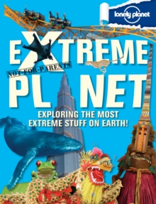 Not For Parents Extreme Planet, Hardback Book