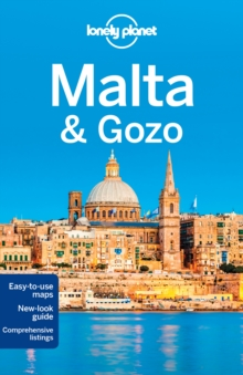 Lonely Planet Malta & Gozo, Paperback / softback Book