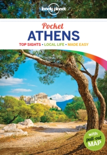 Lonely Planet Pocket Athens, Paperback Book