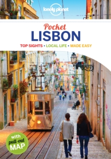 Lonely Planet Pocket Lisbon, Paperback Book