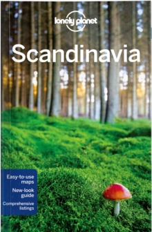Lonely Planet Scandinavia, Paperback Book