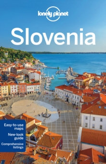 Lonely Planet Slovenia, Paperback Book