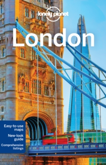Lonely Planet London, Paperback Book