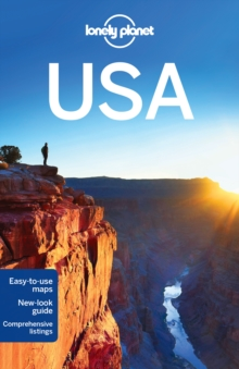 Lonely Planet USA, Paperback Book