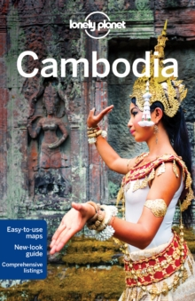 Lonely Planet Cambodia, Paperback Book