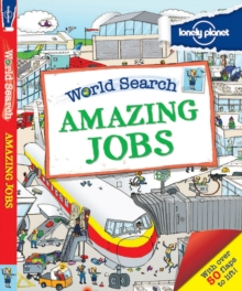 World Search - Amazing Jobs, Hardback Book