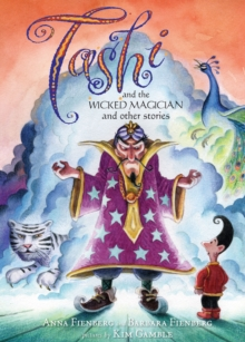 Tashi and the Wicked Magician : And Other Stories, Hardback Book
