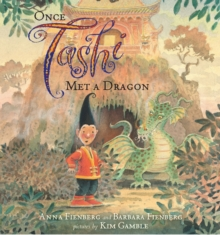 Once Tashi Met a Dragon, Paperback Book