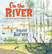 On the River, Hardback Book