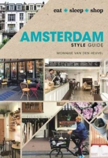 Amsterdam Style Guide, Hardback Book
