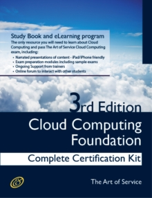 Cloud Computing Foundation Complete Certification Kit - Study Guide Book and Online Course - Third Edition, PDF eBook