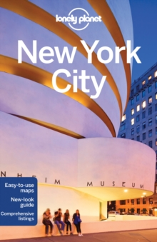 Lonely Planet New York City, Paperback Book