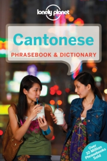Lonely Planet Cantonese Phrasebook & Dictionary, Paperback Book