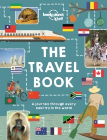 The Travel Book : Mind-Blowing Stuff on Every Country in the World, Hardback Book