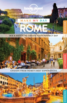 Lonely Planet Make My Day Rome, Spiral bound Book