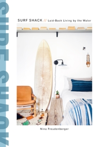 Surf Shack, Hardback Book