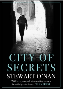 CITY OF SECRETS, Paperback Book