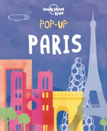 Pop-up Paris, Hardback Book