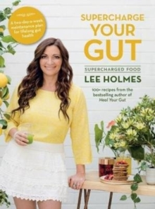 Supercharge Your Gut, Paperback Book