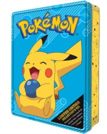 Pokemon: Collector's Tin, Mixed media product Book