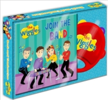 The Wiggles Join the Band Book and Tambourine, Board book Book