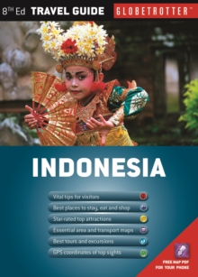 Globetrotter travel pack - Indonesia, Paperback Book