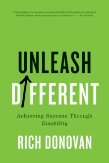 Unleash Different : Achieving Success Through Disability, Hardback Book