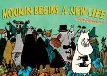Moomin Begins a New Life, Paperback / softback Book