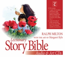 Lectionary Story Bible Audio and Art Year C : 8 Disk Set, CD-ROM Book